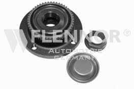 Комплект подшипника ступицы колеса FLENNOR FR691498 - изображение