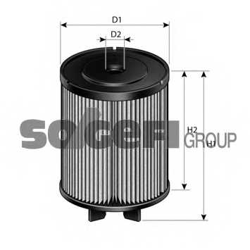 Фильтр топливный FRAM C10946ECO - изображение 1