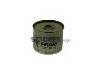 Фильтр топливный FRAM C1191PL - изображение