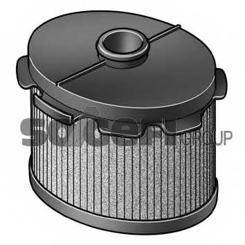 Фильтр топливный FRAM C8827 - изображение 1