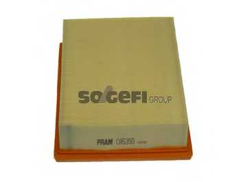 Фильтр воздушный FRAM CA5350 - изображение
