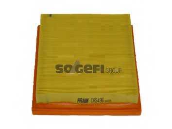 Фильтр воздушный FRAM CA5496 - изображение