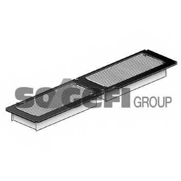 Фильтр салонный FRAM CF10207 - изображение 1