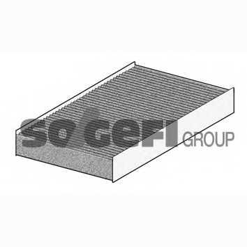 Фильтр салонный FRAM CF10501 - изображение 1