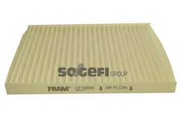Фильтр салонный FRAM CF10889 - изображение