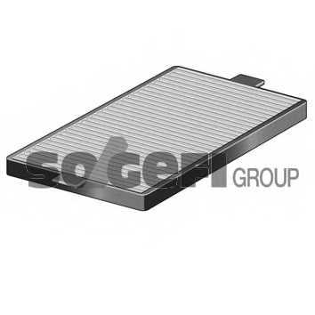 Фильтр салонный FRAM CF11414 - изображение 1