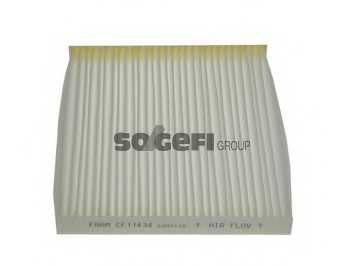 Фильтр салонный FRAM CF11434 - изображение