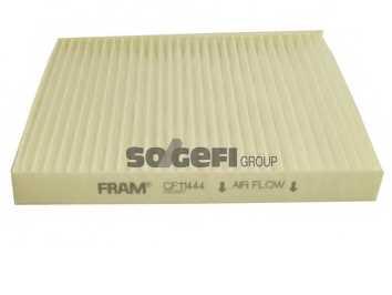 Фильтр салонный FRAM CF11444 - изображение