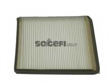 Фильтр салонный FRAM CF5551 - изображение