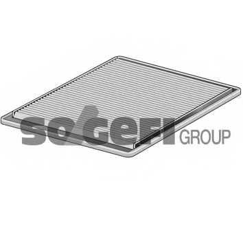 Фильтр салонный FRAM CF8717 - изображение 1