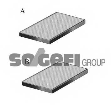 Фильтр салонный FRAM CF8750 - изображение 1