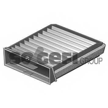 Фильтр салонный FRAM CF9880 - изображение