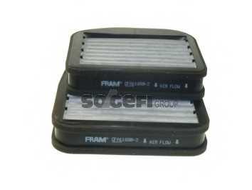 Фильтр салонный FRAM CFA11650-2 - изображение