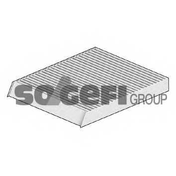 Фильтр салонный FRAM CFA5551 - изображение 1