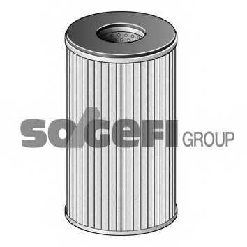 Фильтр масляный FRAM CH9584 - изображение