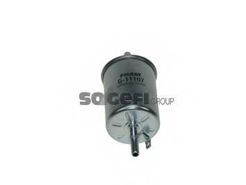 Фильтр топливный FRAM G11107 - изображение