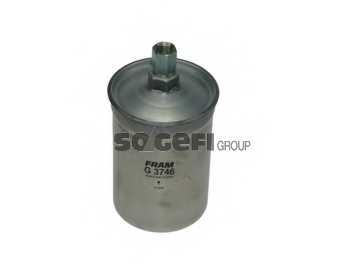 Фильтр топливный FRAM G3746 - изображение