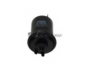 Фильтр топливный FRAM G6678 - изображение