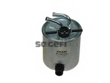 Фильтр топливный FRAM P10533 - изображение