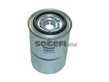 Фильтр топливный FRAM P4591 - изображение