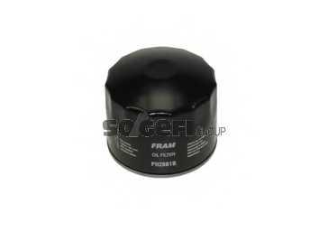 Фильтр масляный FRAM PH2861B - изображение