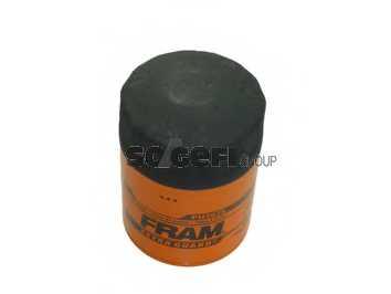Фильтр масляный FRAM PH3675 - изображение