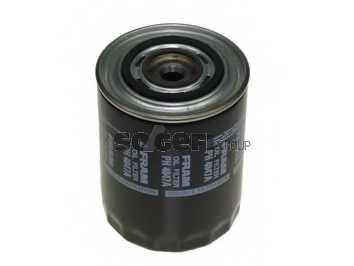 Фильтр масляный FRAM PH4847A - изображение