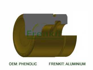 Поршень корпуса скобы тормоза FRENKIT P485601 - изображение