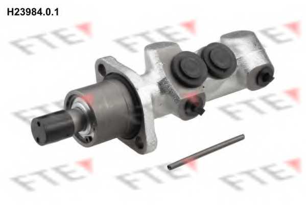 Главный тормозной цилиндр FTE H23984.0.1 - изображение