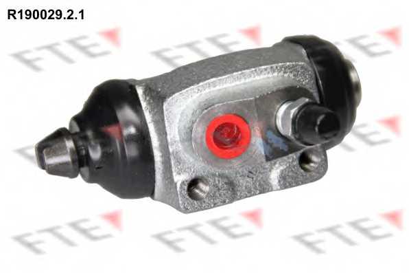 Колесный тормозной цилиндр FTE R190029.2.1 - изображение