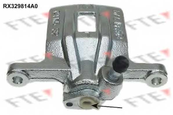 Тормозной суппорт FTE RX329814A0 - изображение