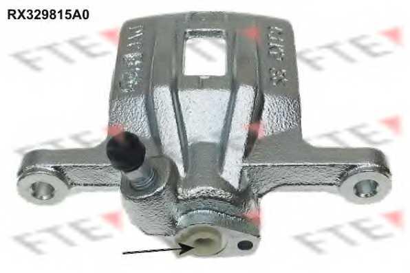 Тормозной суппорт FTE RX329815A0 - изображение
