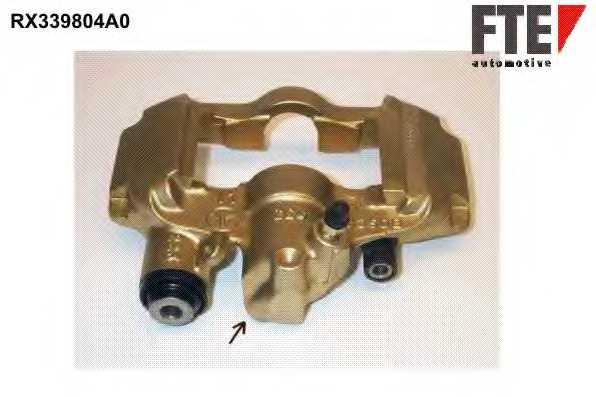 Тормозной суппорт FTE RX339804A0 - изображение