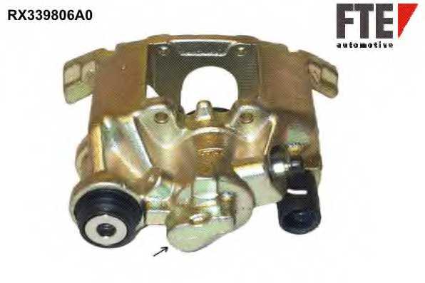 Тормозной суппорт FTE RX339806A0 - изображение