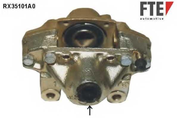 Тормозной суппорт FTE RX35101A0 - изображение