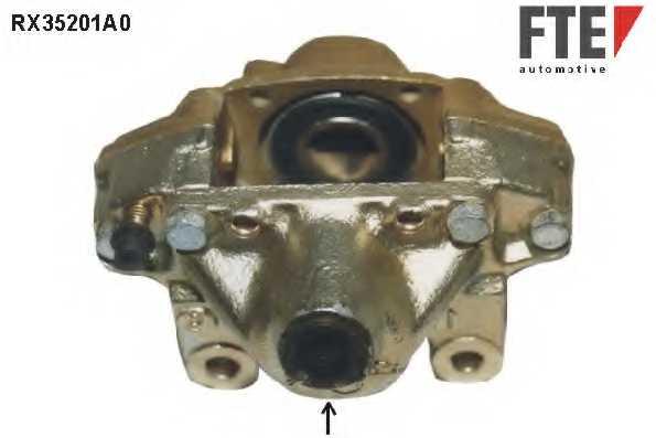 Тормозной суппорт FTE RX35201A0 - изображение