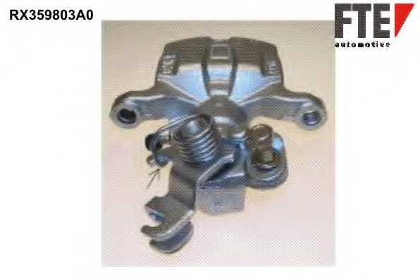 Тормозной суппорт FTE RX359803A0 - изображение
