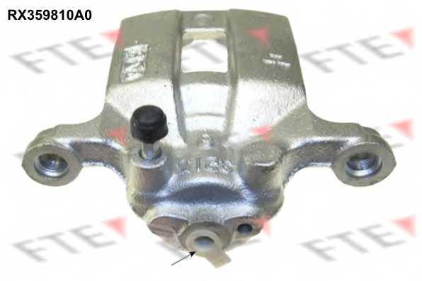 Тормозной суппорт FTE RX359810A0 - изображение