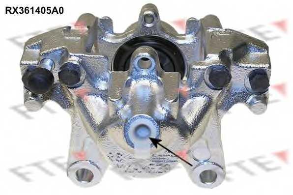 Тормозной суппорт FTE RX361405A0 - изображение