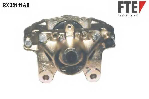 Тормозной суппорт FTE RX38111A0 - изображение