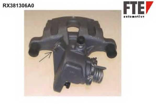 Тормозной суппорт FTE RX381306A0 - изображение