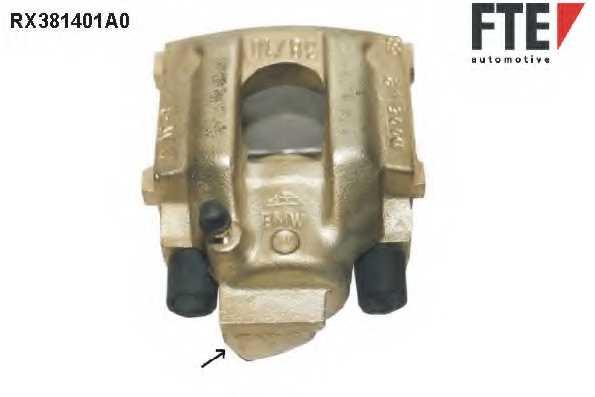 Тормозной суппорт FTE RX381401A0 - изображение