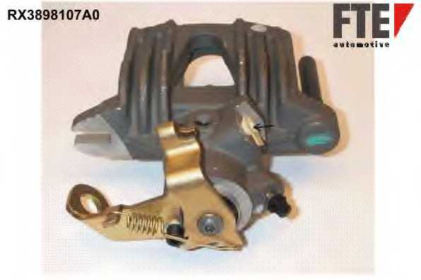 Тормозной суппорт FTE RX3898107A0 - изображение