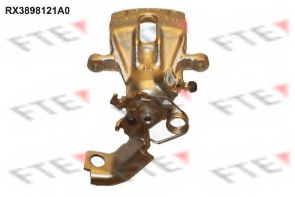 Тормозной суппорт FTE RX3898121A0 - изображение