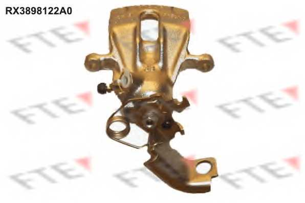 Тормозной суппорт FTE RX3898122A0 - изображение