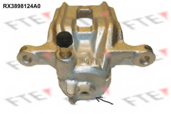 Тормозной суппорт FTE RX3898124A0 - изображение