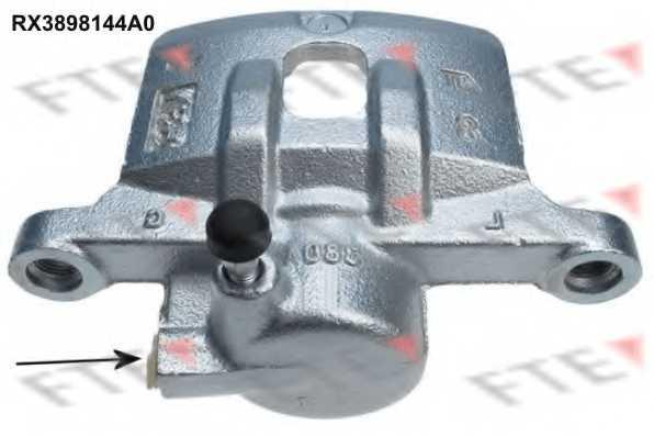Тормозной суппорт FTE RX3898144A0 - изображение