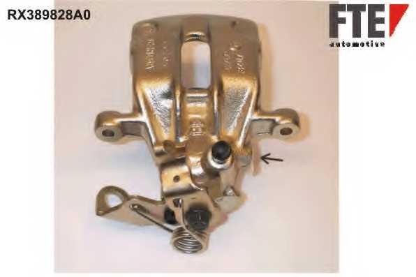Тормозной суппорт FTE RX389828A0 - изображение