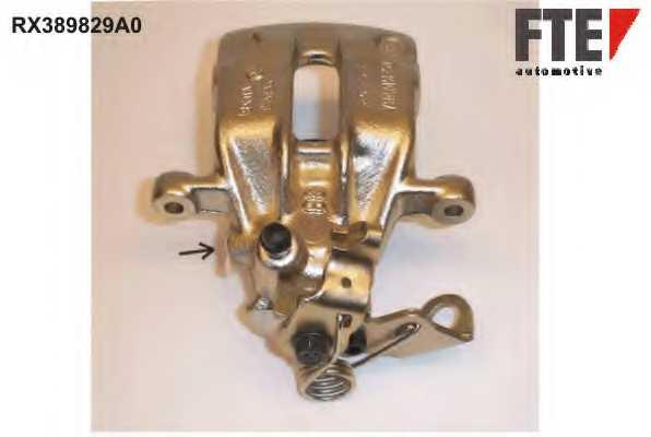 Тормозной суппорт FTE RX389829A0 - изображение