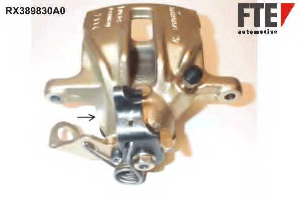 Тормозной суппорт FTE RX389830A0 - изображение